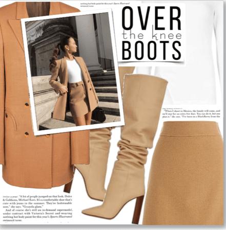 Knee Boots Revolution
