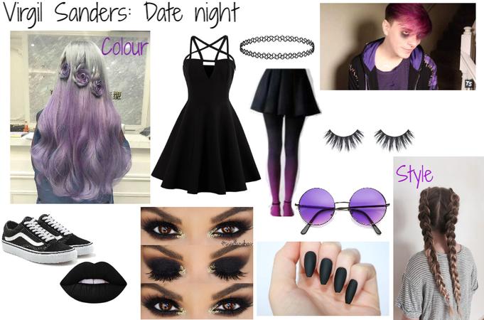 Virgil Sanders: Date Night