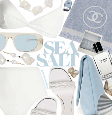 Beach Blue Sea
