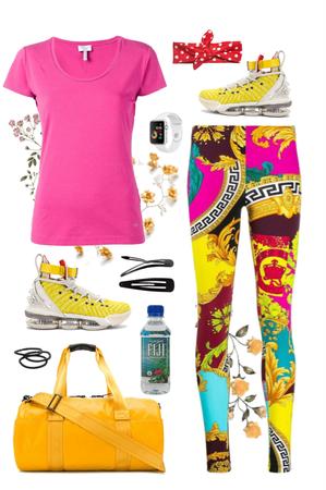 Cancer Workout Wear