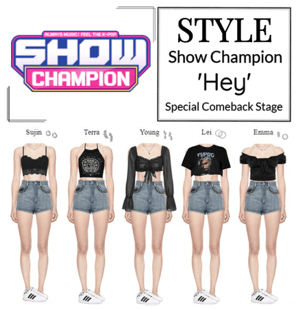 STYLE Show Champion 'Hey' Special Stage