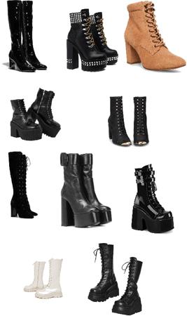 my favorite high heel boots