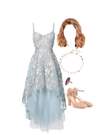 Virginia Hart Emmy`s Outfit