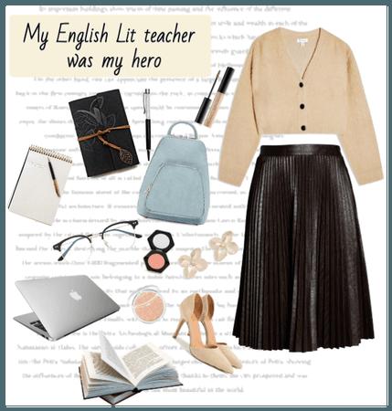 English Lit Teacher