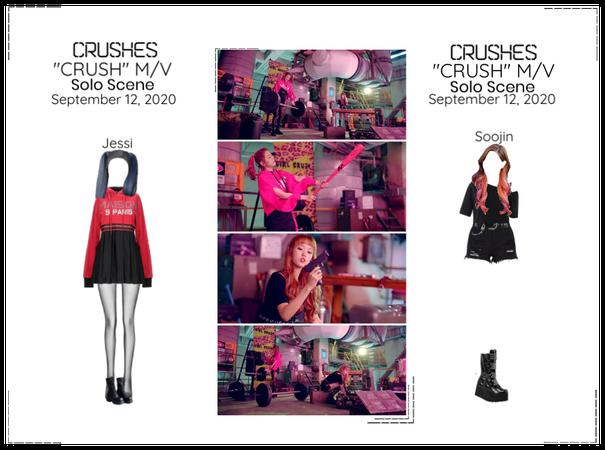 "Crushes ""Crush"" Ft. Doja Cat & CL Music Video"