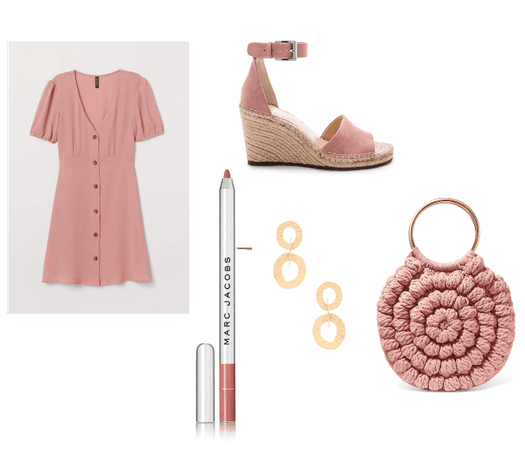 pink for picnic