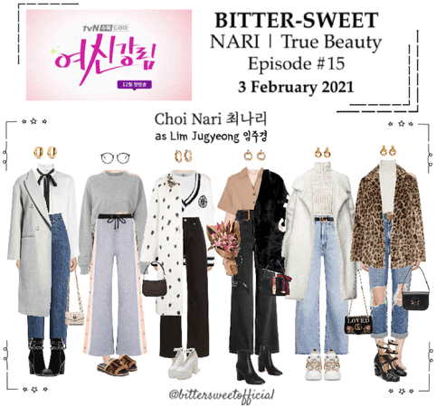 BITTER-SWEET [비터스윗] (NARI) True Beauty 210203