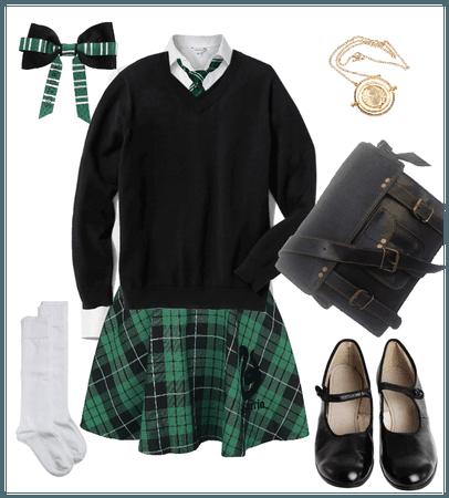 Harry Potter Inspired Costume