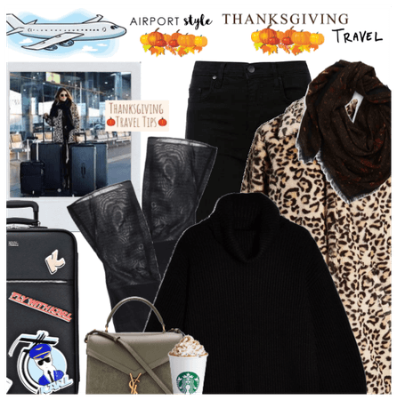 Airport Style: Fly Home for Thanksgiving