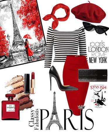 Classic Paris Style