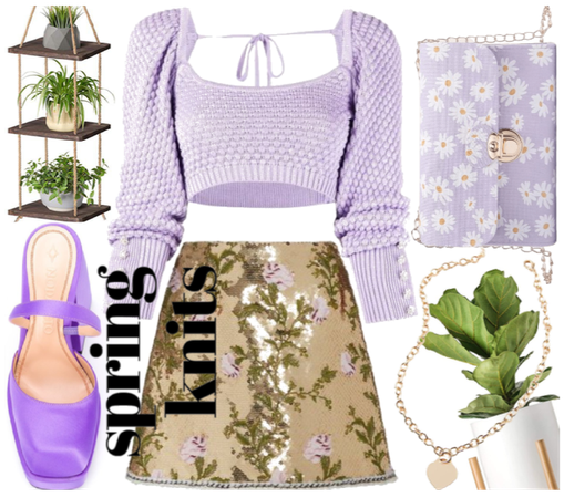 Knit Wear Outfit Challenge