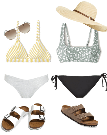 Ready for summer?! Which bathing suit would you pick?