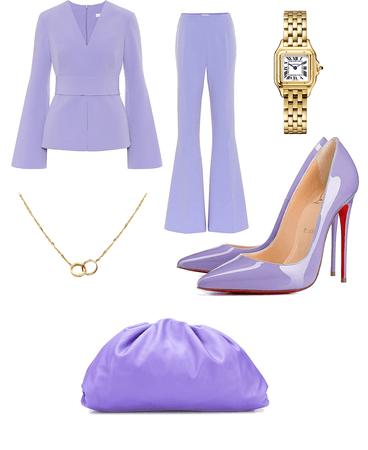 lavender scented 💜