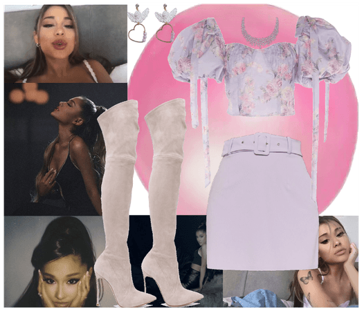 Ariana Grande inspired fit