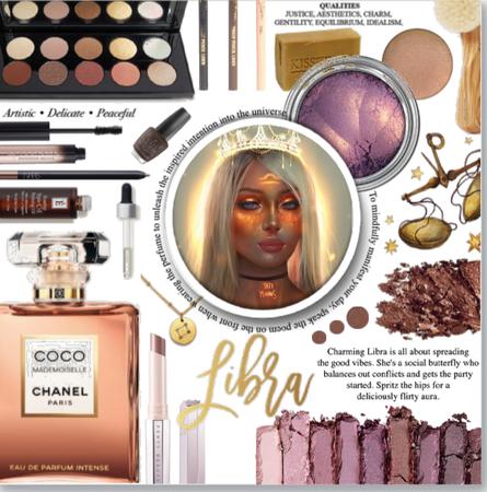 Libra Beauty Routine