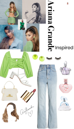 Ari Inspired Outfit