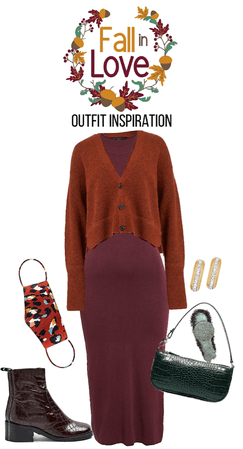 Fall in Love #outfitinspo