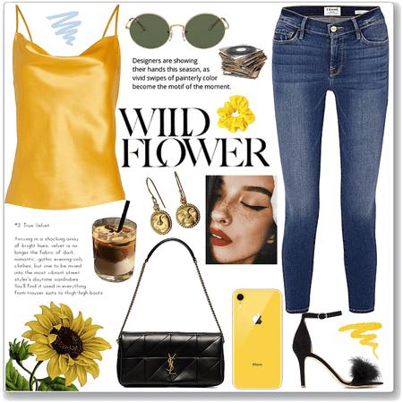 #wild flower