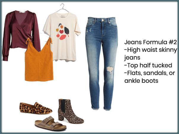 Jeans Formula #2