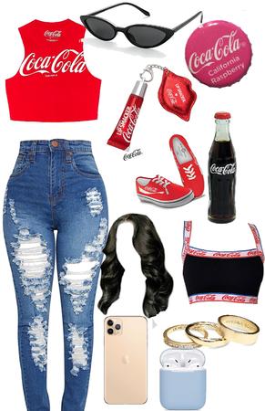 coca-Cola rocks