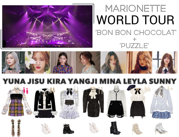 {MARIONETTE} World Tour Seoul Concert
