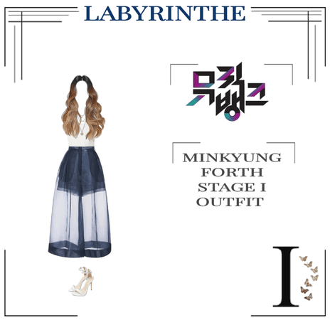LABYRINTHE minkyung i 4th stage outfit