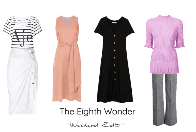 The Eighth Wonder - Weekend