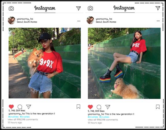 Crushes (호감) [Sun-ha] Instagram Update/Post