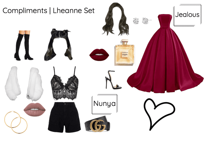 Compliments | Lheanne Set