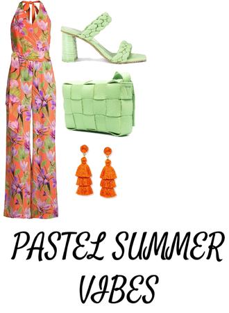Pastel summer vibes