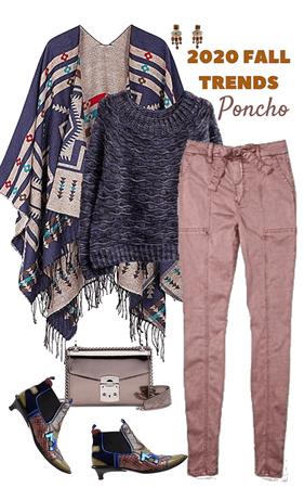 Put on a Poncho