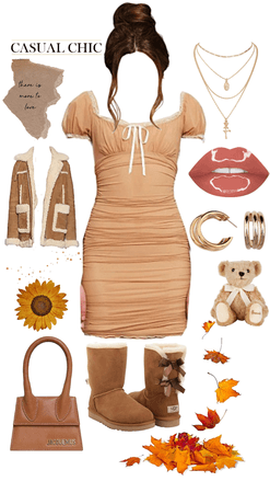 fall dress fit