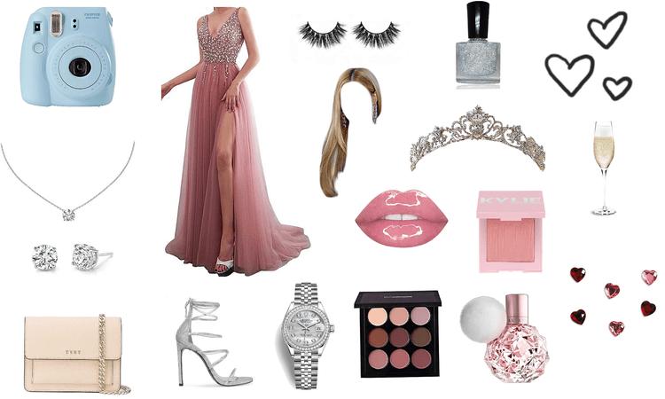 pink bridesmaid 💗💗