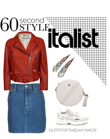 60 second style! #italist