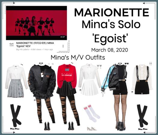 MARIONETTE (마리오네트) [MINA] 'Egoist' M/V