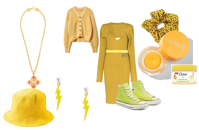 yellow fit