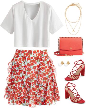 Flower Skirt 02