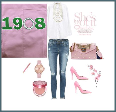 1908 Pink Fab