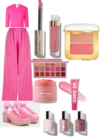 pink pink pink pink E