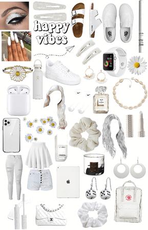 WHITE THINGS!