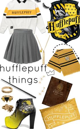 Hufflepuff girl💛