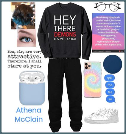 Athena McClain