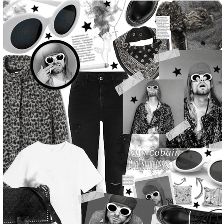 Kurt Cohan sunglasses
