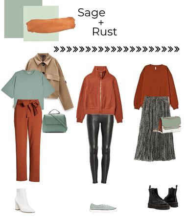 Sage + Rust