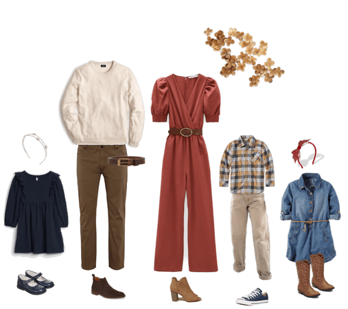 Fall Family Outfits 2