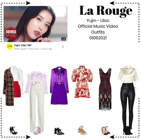 라로그 [𝗟𝗮 𝗥𝗼𝘂𝗴𝗲] - Yujin 'Lilac' official MV (01062021)