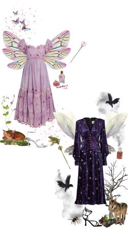 Good Fairy/ Evil Fairy