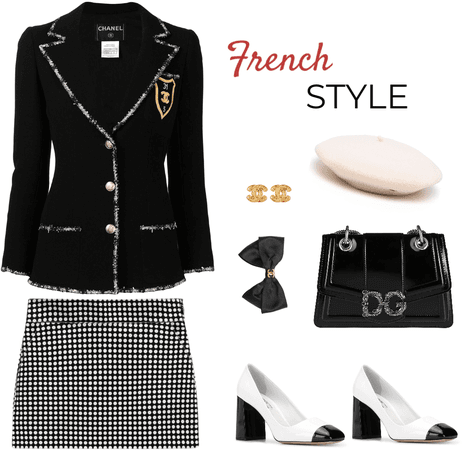 french private school outfit