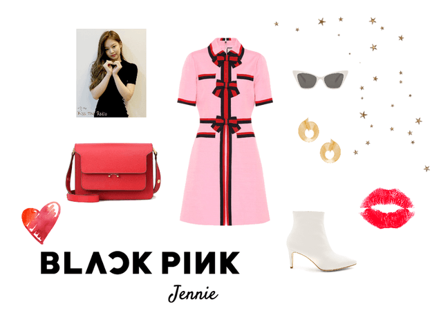 BlackPink Jennie Inspired
