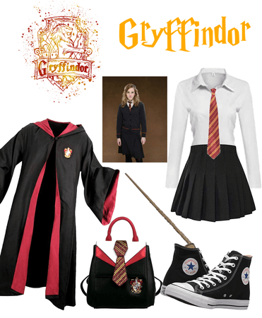 Hermione outfit Harry Potter 🕯
